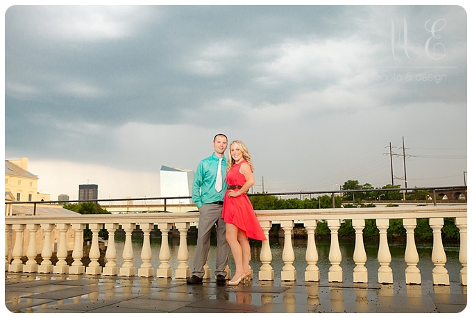 Philadelphia Art Museum Engagement Session ME Photo & Design Media PA Wedding Photographer