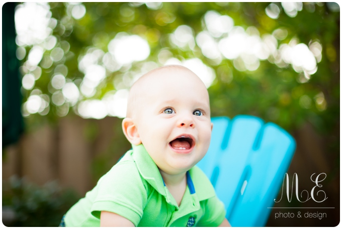 Newtown Square PA Baby Portrait Photography I George Anthony