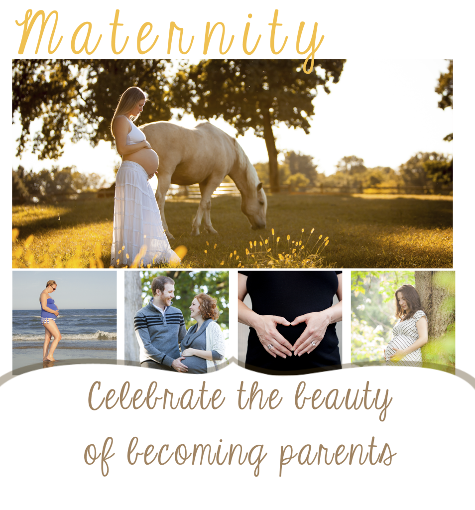 ME Website- Maternity Landing Page