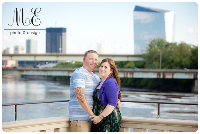 Philadelphia Art Museum Engagement Session