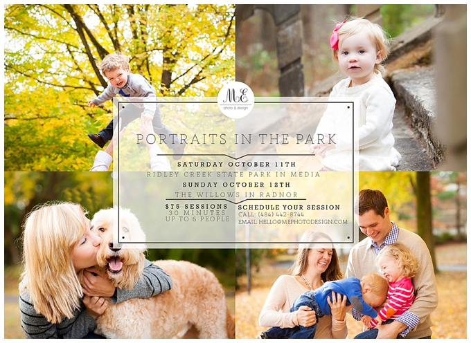 Philadelphia PA Family Portrait Photographer ME Photo & Design Media PA Photographer