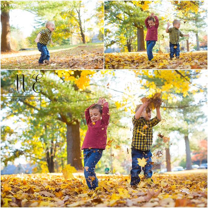 Newtown Square Family Portrait Photography ME Photo & Design