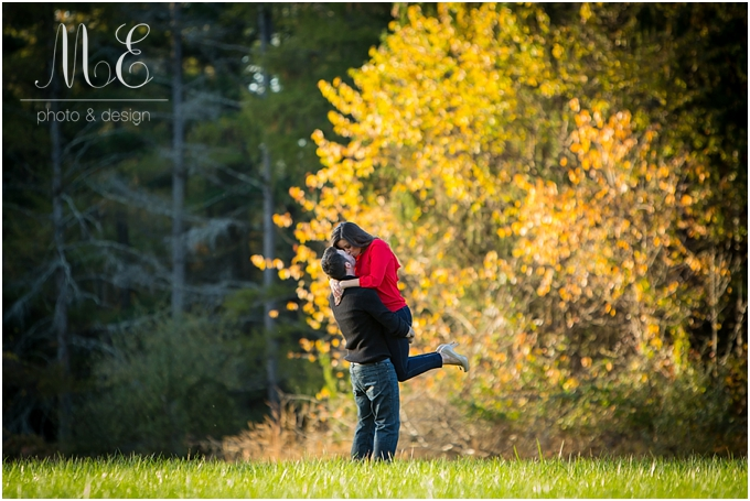 New Hope PA Engagement Session ME Photo & Design Photographer