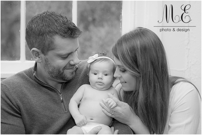 Swarthmore PA Newborn Portrait Photography, ME Photo & Design Media PA Photographer