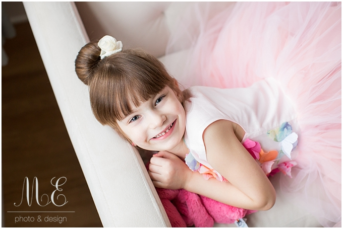Main Line PA Children's Portrait Session | Anistasia
