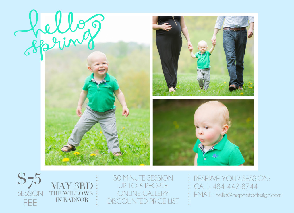 Philadelphia Family Portrait Photographer