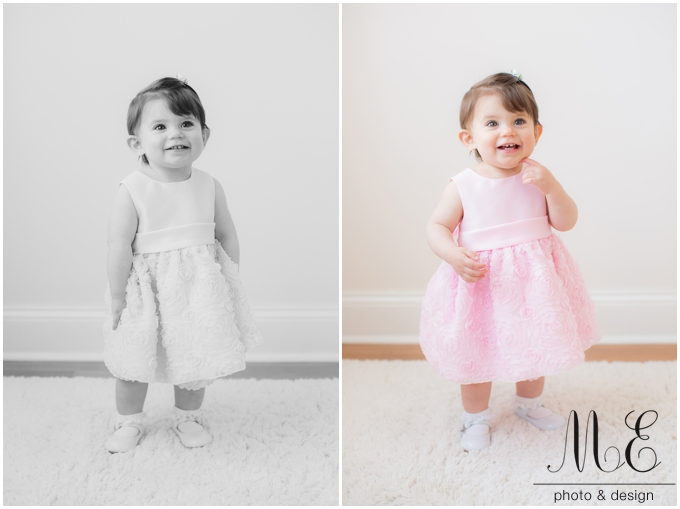 Media, PA Baby Portrait Photographer | Alexandra 1st Birthday
