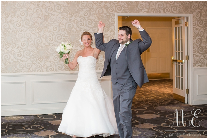 Springfield Country Club Wedding Photographer