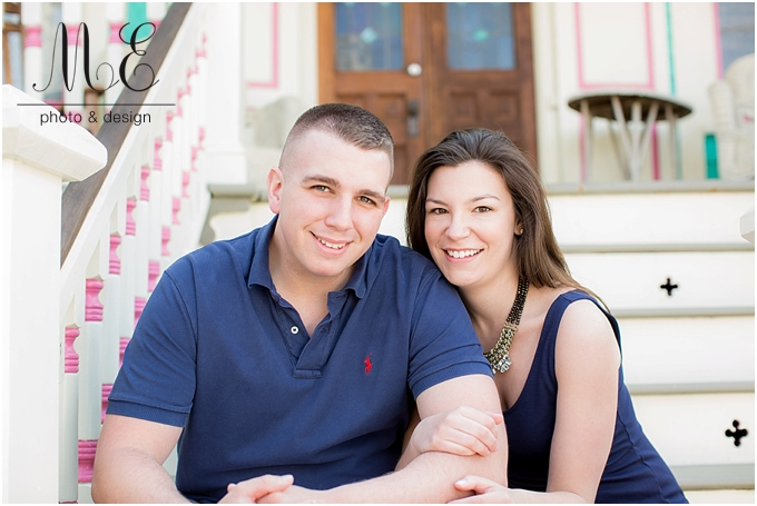 Cape May New Jersey Engagement Session