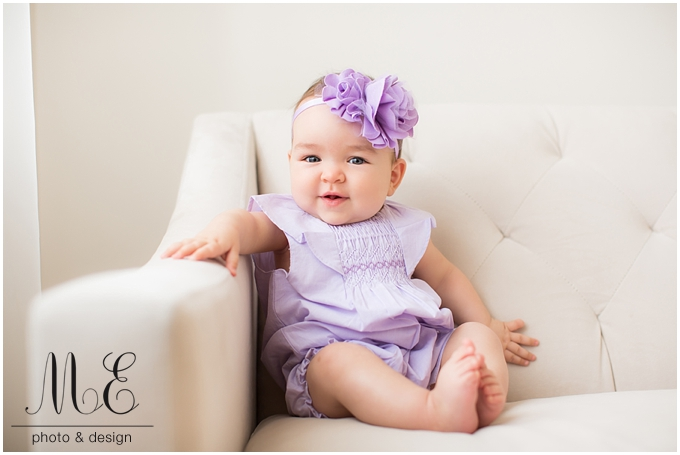 Media, PA Baby Portrait Photographer | Payton