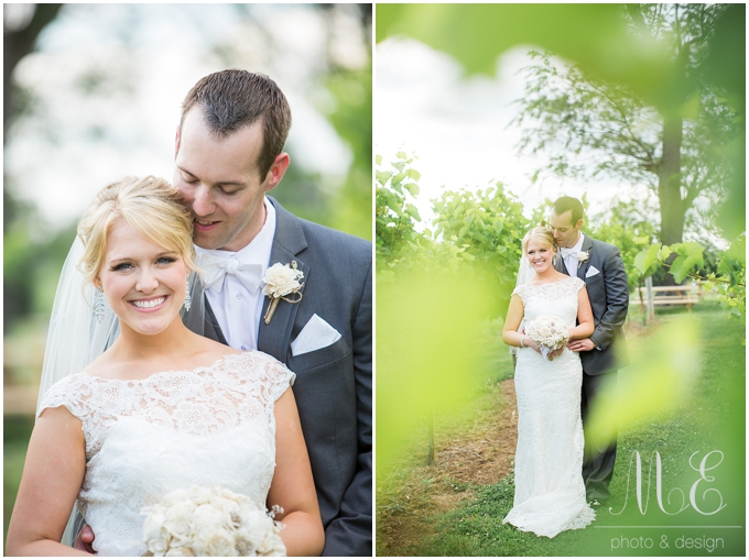 Rosebank Winery Wedding Photography | Philadelphia Wedding Photographer | Jackie + Bryan