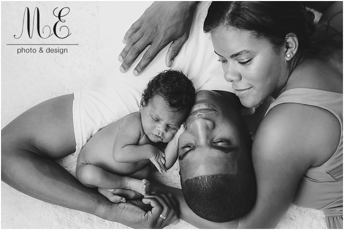 Media PA newborn baby photography