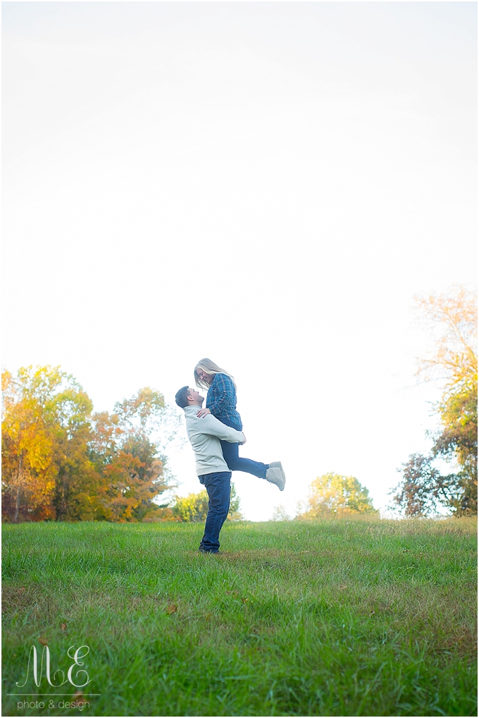 Philadelphia PA Engagement Session Photography ME Photo & Design