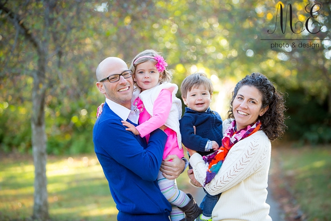 Everheart Park West Chester PA Family Portrait Photography