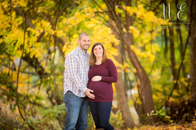 Media, PA Maternity Photography Session