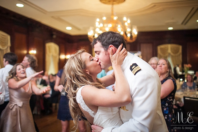 The Union League Philadelphia PA Wedding Photography | ME Photo & Design