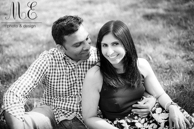 Longwood Gardens Kennett Square PA Engagement Session ME Photo & Design