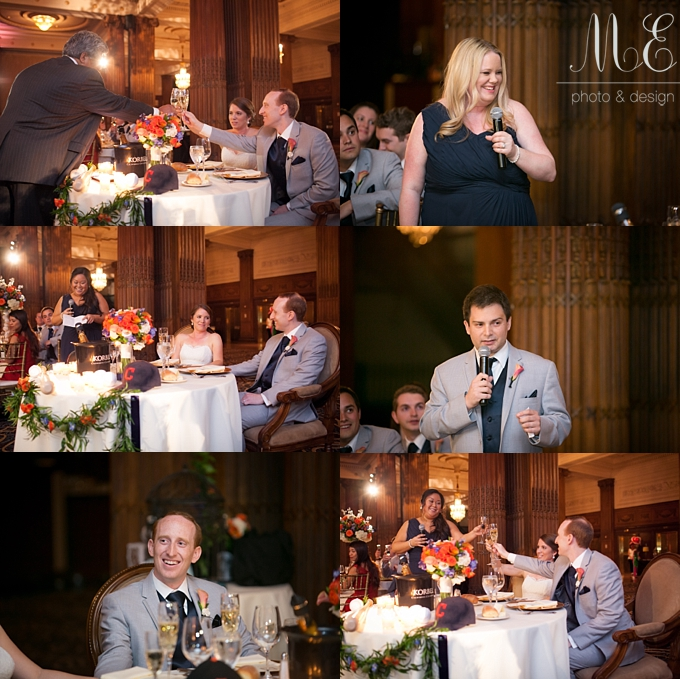 The Crystal Tea Room Philadelphia PA Wedding Photography ME Photo & Design