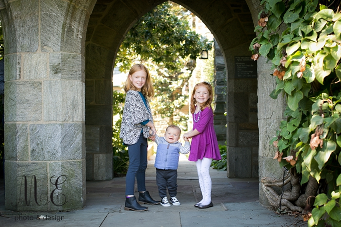 Swarthmore Family Portrait Photographer ME Photo & Design