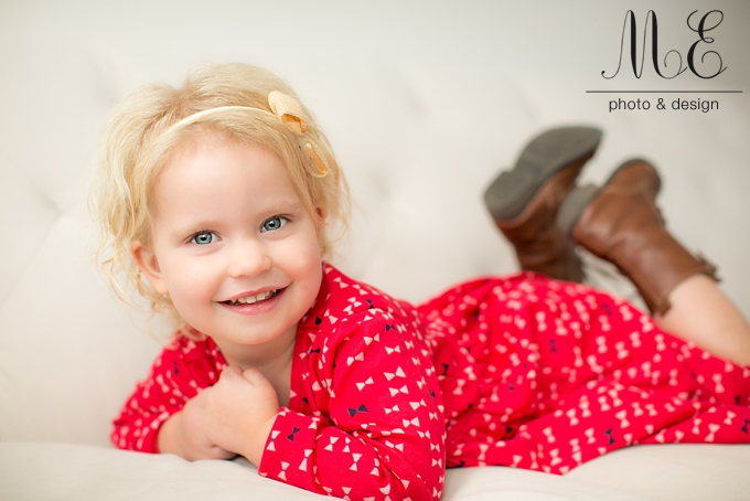 Philadelphia PA Christmas Holiday Portrait Photography ME Photo & Design