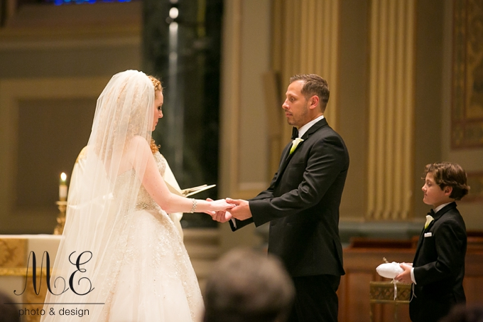 The Downtown Club Wedding Philadelphia PA ME Photo & Design
