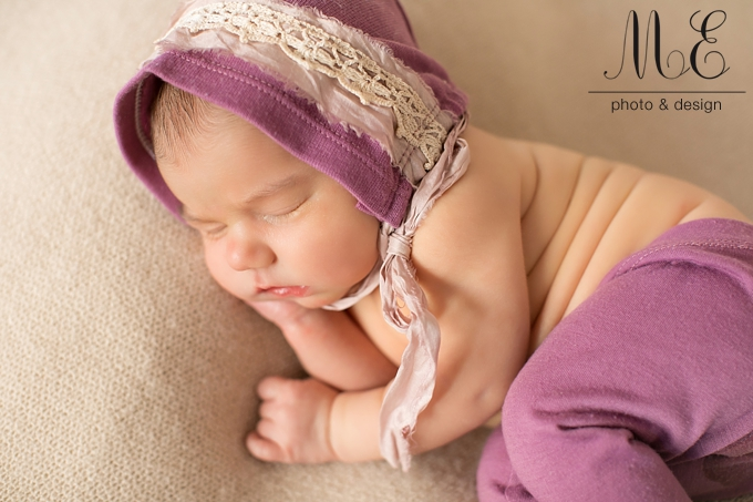 Philadelphia PA Newborn Baby Portrait Photography ME Photo & Design
