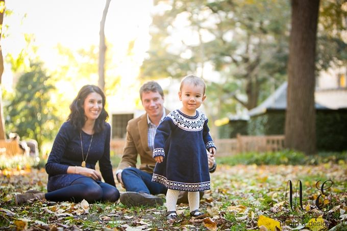 Rittenhouse Square Philadelphia Family Portrait Photography