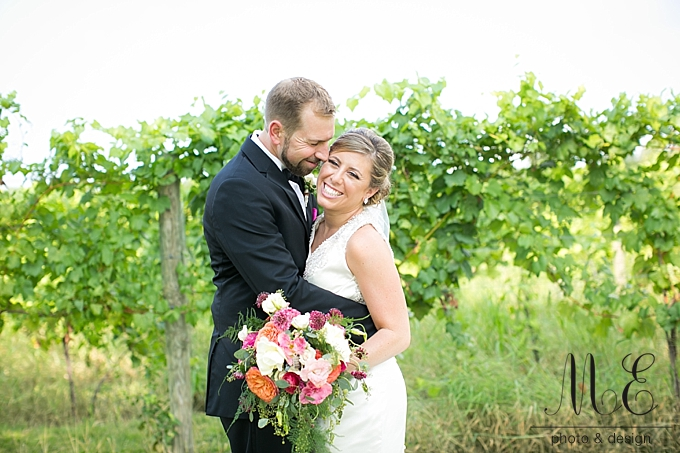 Harvest Ridge Winery Wedding Delaware Wedding Photographer ME Photo & Design