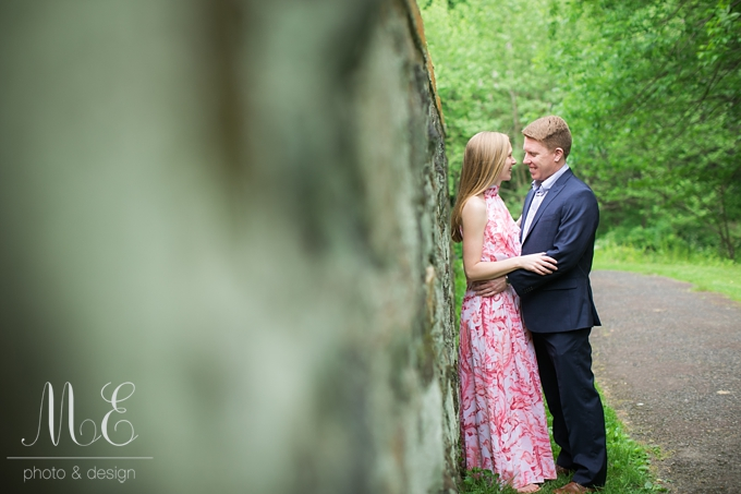 Ridley Creek State Park Engagement Session | Philadelphia PA Engagement Session ME Photo & Design