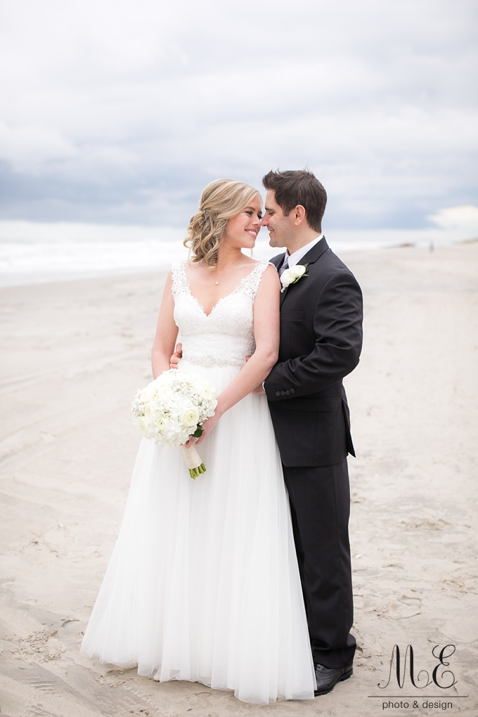 Avalon nj beach wedding