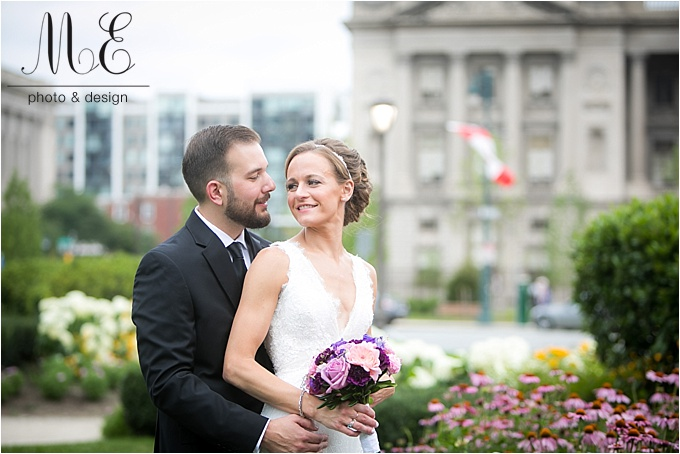 Franklin Institute Wedding Philadelphia, PA ME Photo & Design
