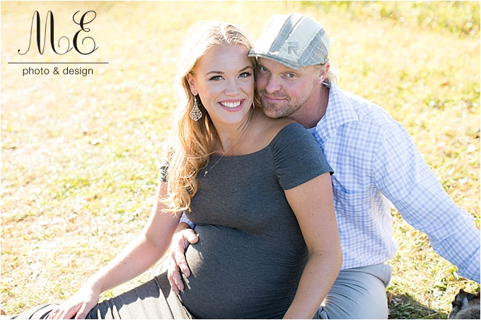 Brandywine Creek Park Media PA Maternity Session