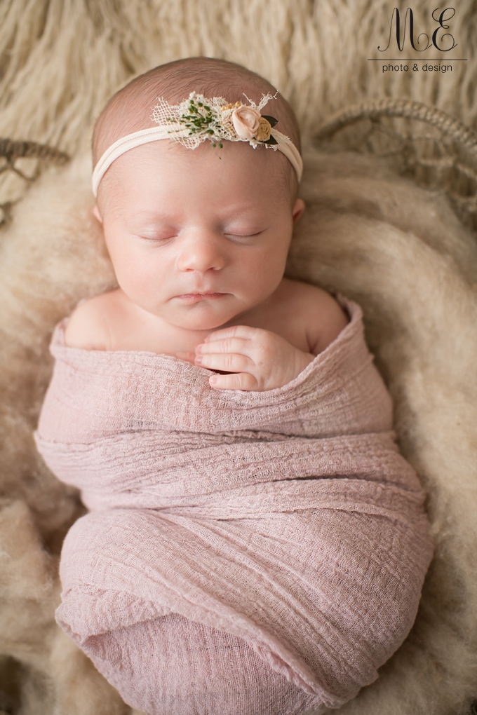 Philadelphia PA Newborn Portrait Photography ME Photo & Design